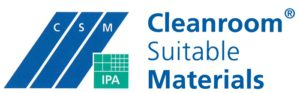 CleanRoom Suitable Materials
