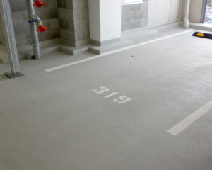 Car Parking - Flooring Solutions
