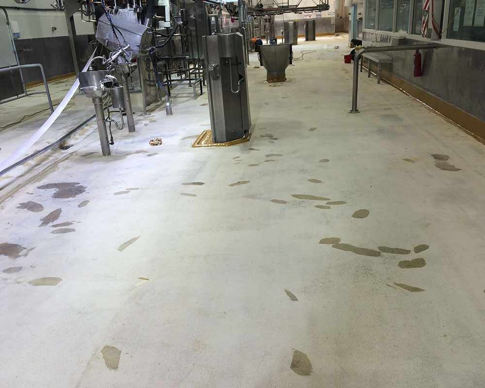 Meat Processing Flooring